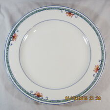 Coventry Portuguese Tile round serving platter fine porcelain white green blue