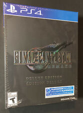 Final Fantasy VII Remake [ DELUXE Edition ] (PS4) NEW