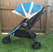 Baby Jogger City Mini GT 3-Wheel Single Buggy - Teal. Excellent Condition