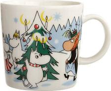 Arabia Moomin Mug Christmas 2013 Under the Tree / Kuusen alla