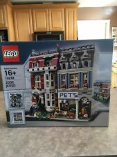 LEGO Creator Pet Shop (10218), NEW Factory SEALED