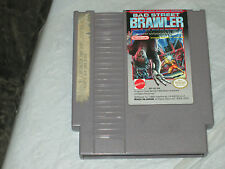 Bad Street Brawler (Nintendo, NES) cart only good 2