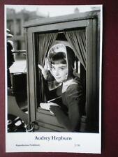 Audrey Hepburn Unposted Collectable Actress Postcards