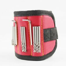 Magnetic Wristband Pocket Tool Practical Arm Band Wrist Toolkit