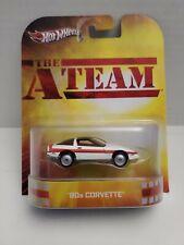 Hot Wheels Retro Entertainment The A Team 80s Corvette Sealed