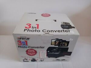 Digital Prism 3 in 1 Photo Converter Digitize Your Life Convert Photos, New