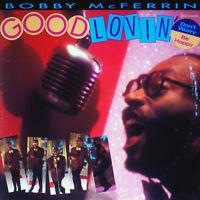 "BOBBY McFERRIN / Good Lovin' / Don't Worry, Be Happy 12""SP (EX/EX) [0585] vinyl"