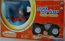 Submarino /Jeep Convertible con radio control Majorette