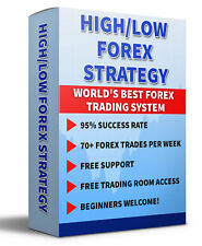 FOREX: Amazing High/Low Forex Trading Strategy. $13K in one day! PROOF Inside