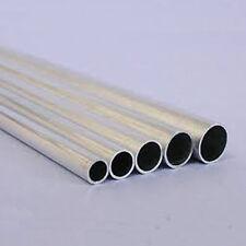 Aluminium Round Tube 20mm x 3mm  x 1000mm long