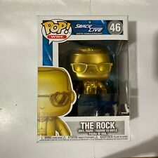 Funko Pop Wwe Smack Down Live 20th Anniversary 46 The Rock