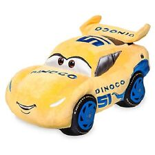Disney Cars 3 Cruz Ramirez Plush Soft Stuffed Doll Toy Medium 13.5'' 34 cm