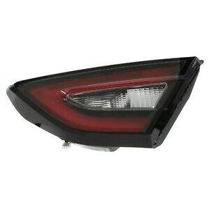 OEM NEW Genuine Nissan Left Taillight Backup Light 2019-2020 Maxima 26545-9DJ0A
