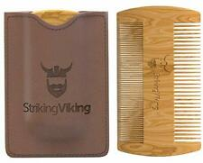 Wooden Beard Comb Premium Sandalwood Beard Comb-Anti - Static And Hypoallergenic