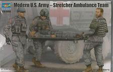 Modern US Army Stretcher Ambulance Team in 1/35 430