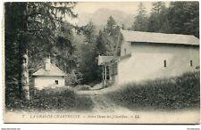 CPA - Carte postale -  France - La Grande Chartreuse - Notre Dame des Casalibus