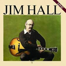 Jim Hall Live! by Jim Hall (CD, Mar-2003, Verve)