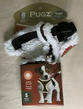 AUTHENTIC HUGS PUGZ ADJUSTABLE DOG HARNESS - SMALL
