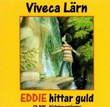 4 CD Hörbuch VIVECA LÄRN SCHWEDISCH Eddie Hittar Guld, svenska