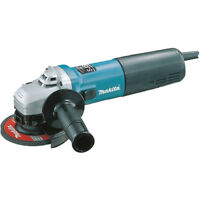 "Makita 4-1/2"" Slide Switch Variable Speed Angle Grinder 9564CV New"