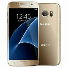 Samsung Galaxy S7 SM-G930 - 32GB - Gold Platinum (Unlocked)