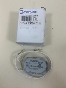 Intermatic WG1570-10D 125V 60-Hertz Replacement Time Clock Motor Metal Gray