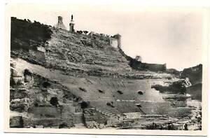 38 VIENNE  theatre romain 1952    (16)
