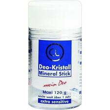 DEO KRISTALL Mineral Stick, 120 g
