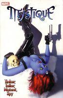 Mystique Vol 2: Tinker, Tailor, Mutant, Spy by Brian K. Vaughan TPB 2004 Marvel
