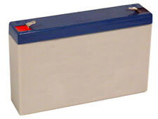 6 V 7.5amp Sealed Lead Acid Batterie De Remplacement