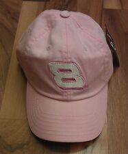 Mark Martin Pink Womens Nascar Baseball Cap Hat Adjustable Size Official Product