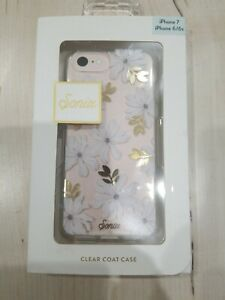 Sonix Clear Coat Hybrid Case for Apple iPhone 8 / 7 / 6s / 6 - Gardenia - New