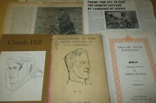 More details for t e lawrence of arabia job lot :rare 1935 hardback book and related items