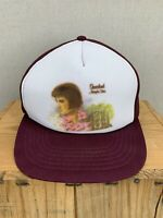 NOS Vintage Elvis Presley Graceland Snap Back Trucker Hat