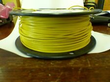 Atlas UL1007-18AWG-Yellow  Stranded tinned copper   500ft