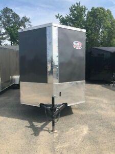 2021 6x12 SA Enclosed Cargo Trailer