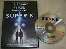 Super 8 - J.J. Abrams; Steven Spielberg  (DVD; 2011) *COME NUOVO*.