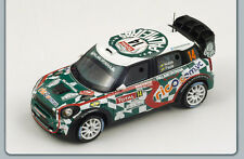 Mini John Cooper Works WRC No.14 WRC Monte Carlo 2012 S3352 Spark 1:43 NEW!