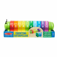 Melissa & Doug # 9274 Counting Caterpillar Toy