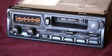 Vintage Removable AUTORADIO BELSON, Analog Tuning! Light, Super Bass, WORKING!