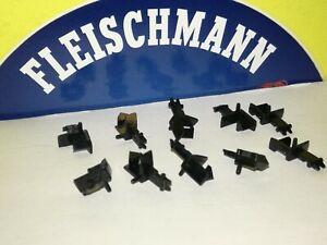 Spur N, 10 X Fleischmann Standard-Kupplung 9525