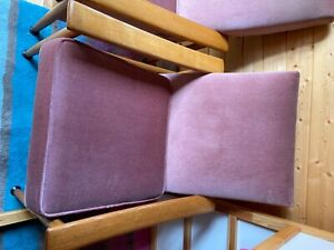 Pair of Guy Rogers Armchairs