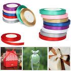 25 Yards Reel Grosgrain Ribbon 10mm (3/8'') For Birthday Party Wedding Decorati