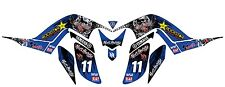 YAMAHA RAPTOR 700 GRAPHICS KIT STICKERS DECALS