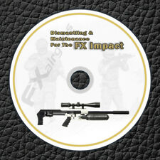 FX Impact Air Rifle Dismantling & Maintenance DVD