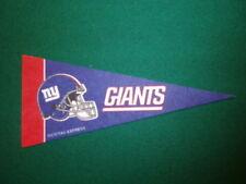 NEW YORK GIANTS NFL LICENSED MINI PENNANT, NEW