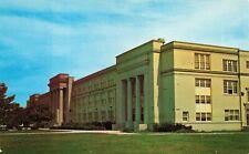 Postcard Ephemera Lynn MA Massachusetts English High School Education USA