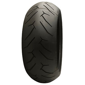 PIRELLI 180/55ZR-17 (73W)  Diablo Rosso 2 Rear Motorcycle Tire for Suzuki