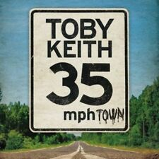 Toby Keith - 35 Mph Town - CD Album Damaged Case
