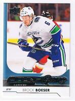 2017-18 UPPER DECK YOUNG GUNS ROOKIE CARD U-PICK FREE COMBINED SHIPPING SERIES 1